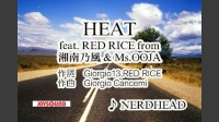 HEAT feat. RED RICE from 湘南乃風 & Ms.OOJA