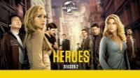 HEROES シーズン2 動画