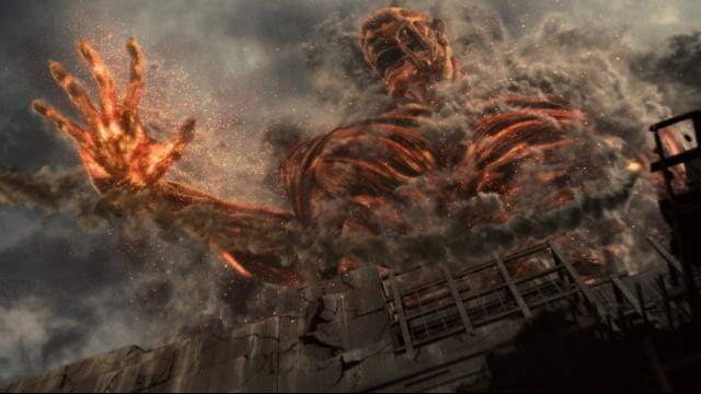 【SF映画 おすすめ】進撃の巨人 ATTACK ON TITAN エンド オブ ザ ワールド