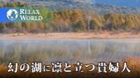 幻の湖に凛と立つ貴婦人 【RELAX WORLD】 動画